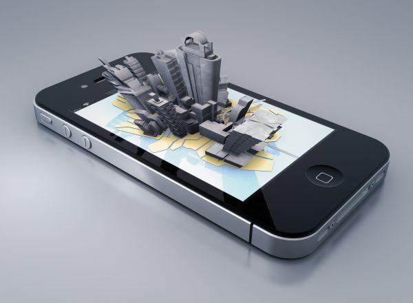 Мобильные городские сервисы