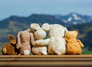 Родственники и знакомые кролика