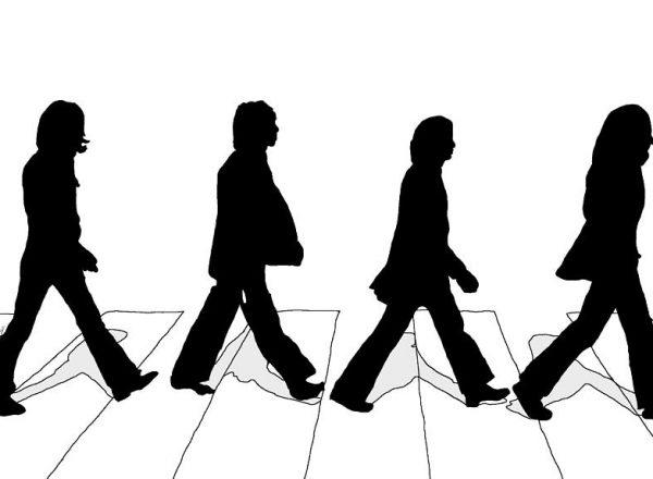 На пешеходных переходах появятся голограммы людей
