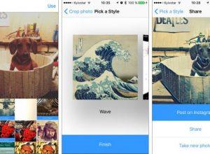 Prisma стала самым скачиваемым приложением в App Store 10 стран