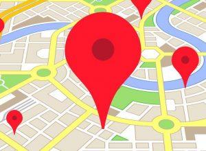 На Google Maps вернулись реальные названия городов Крыма