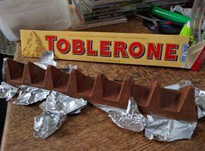 Новость о дизайне Toblerone стала самой обсуждаемой в интернете