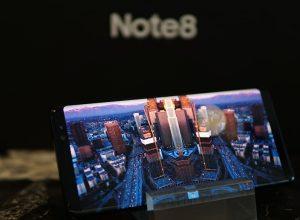 Пять причин купить Galaxy Note 8 за 70 тысяч рублей
