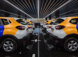 """""""Яндекс.Драйв"""" запустили аренду автомобилей по подписке"""
