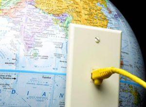 России грозит отключение от глобального интернета