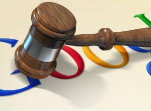 Суд оштрафовал Google за отказ предоставить данные о локализации данных