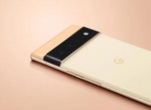 Google анонсировала смартфоны pixel 6 на собственном чипе